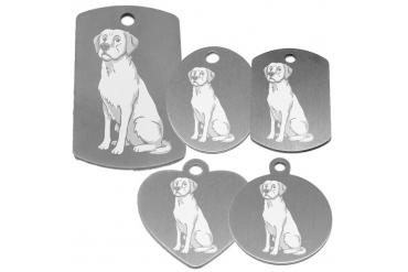 Médaille Labrador