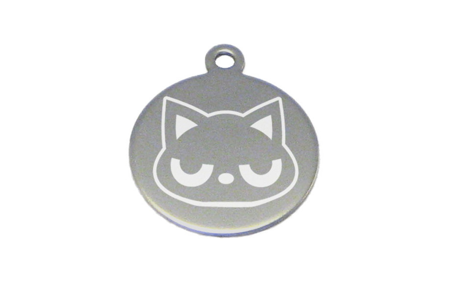 Médaille ROND CHAT