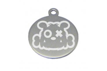 Médaille ROND CHIEN