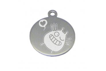 Médaille ROND PUCES