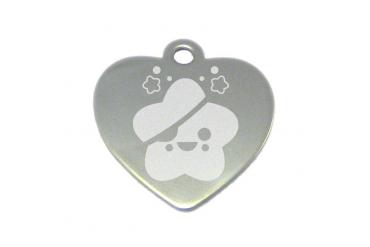 Médaille COEUR ETOILE