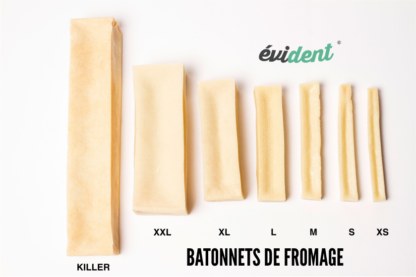 fromages pour chiens