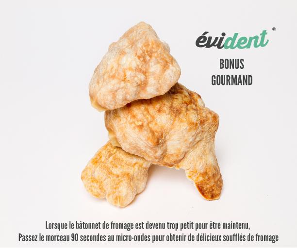 bonus gourmand fromage